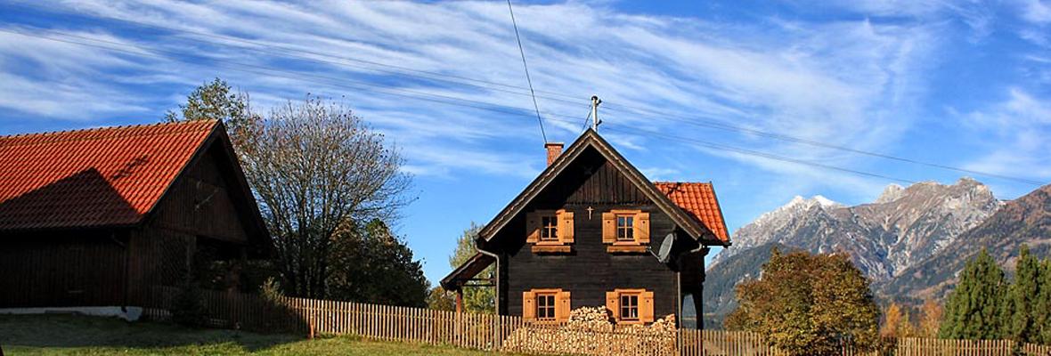 Knusperhaisl in Haus im Ennstal